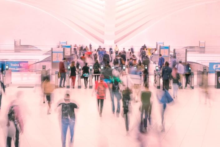 Terminal Flughafen